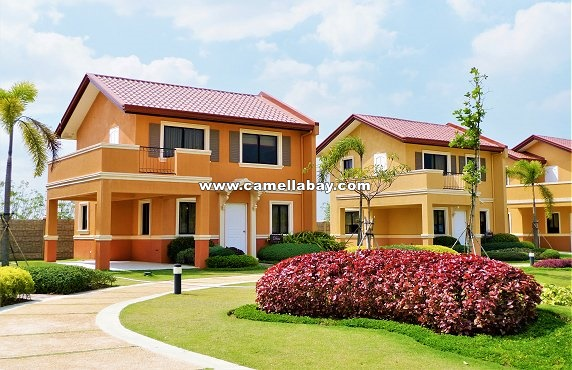 Camella Bay House and Lot for Sale in Los Banos Philippines