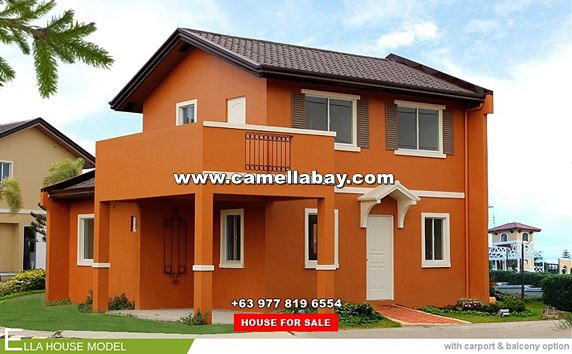 Camella Los Banos House and Lot for Sale in Bay-Los Banos Philippines