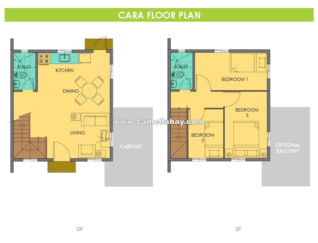Cara  House for Sale in Bay Laguna