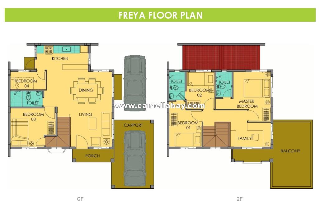 Freya  House for Sale in Bay Laguna