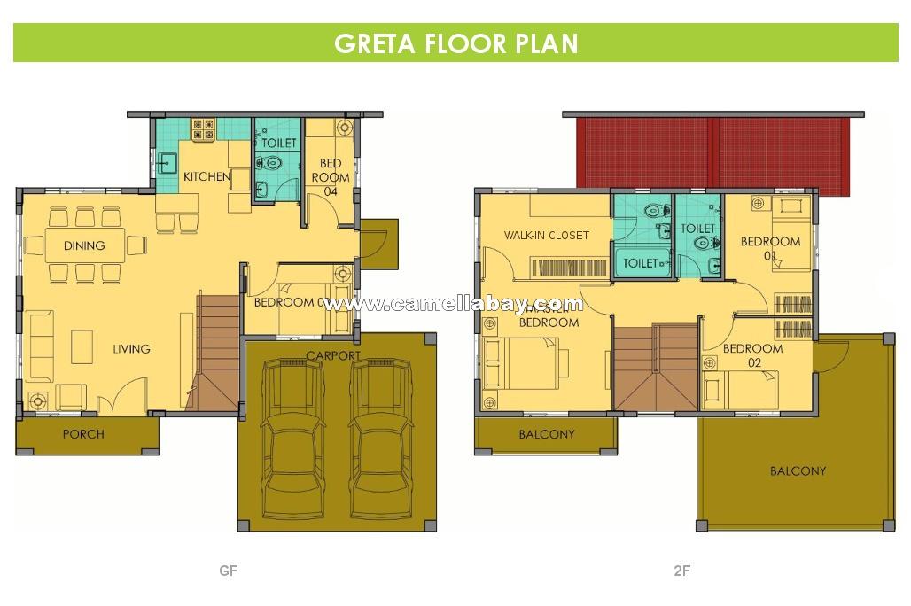Greta  House for Sale in Bay Laguna