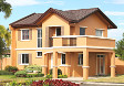 Freya House Model, House and Lot for Sale in Bay Laguna Philippines