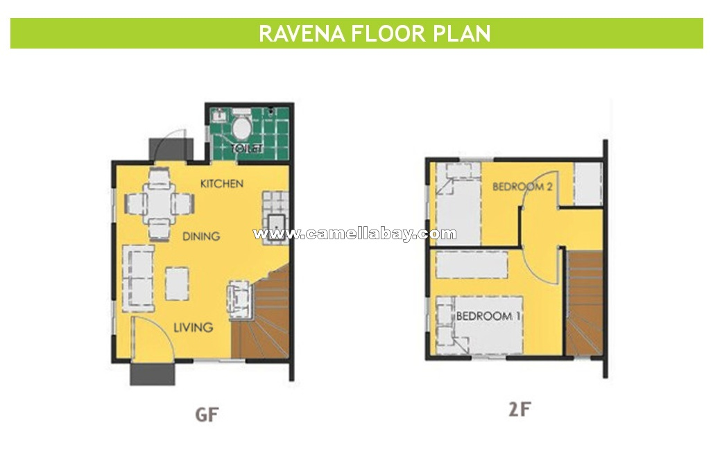 Ravena  House for Sale in Bay Laguna