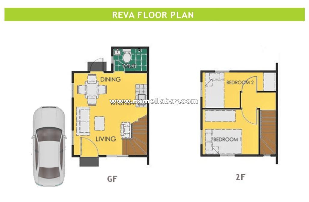 Reva  House for Sale in Bay Laguna