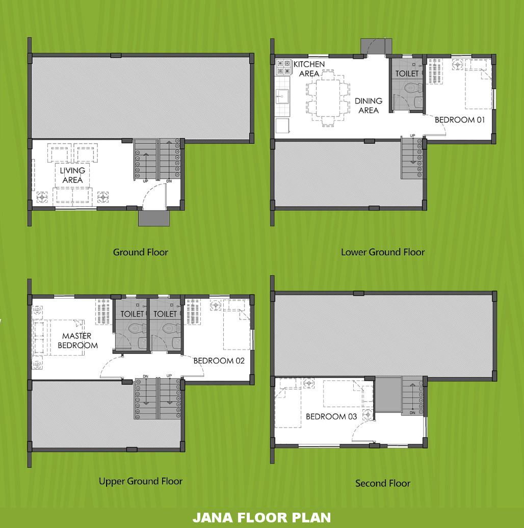 Janna  House for Sale in Bay Laguna