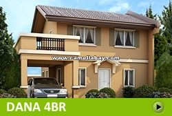 Dana House and Lot for Sale in Los Banos Laguna Philippines