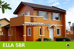 Ella House and Lot for Sale in Los Banos Laguna Philippines