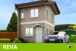 Reva House and Lot for Sale in Los Banos Laguna Philippines