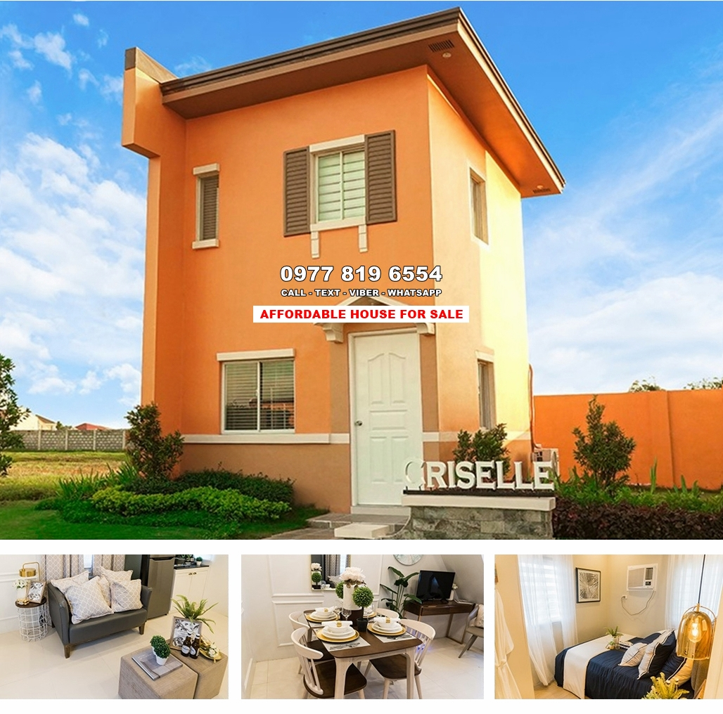 Criselle House for Sale in Bay Laguna